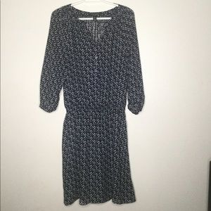 NWOT Ralph Lauren Button Dress